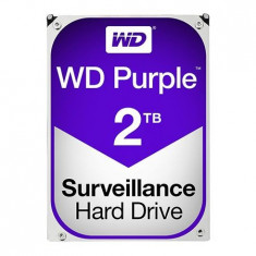 HDD 2TB SATA3 64MB PURPLE WESTERN DIGITAL EuroGoods Quality