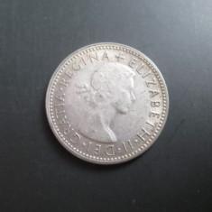 Australia _ 1 shilling _ 1953 _ moneda din argint