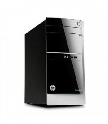 Calculator HP Pavilion 500 Tower, Intel Core i5 Gen 4 4440 3.1 GHz, 4 GB DDR3, 250 GB HDD SATA, DVDRW, Wi-Fi foto