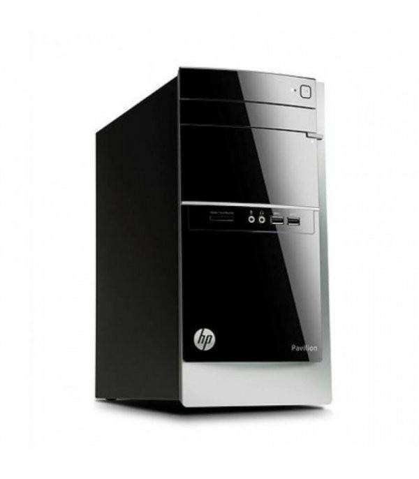 Calculator HP Pavilion 500 Tower, Intel Core i5 Gen 4 4440 3.1 GHz, 4 GB DDR3, 250 GB HDD SATA, DVDRW, Wi-Fi