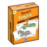 Jocuri logice, Silabe, Editura DPH, 48 jetoane