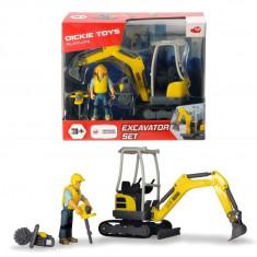 Set excavator Wacker Neuson