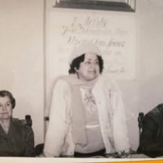 Mioara Mincu, feminism, Conf. Naț. a Femeilor din România, anii 90, 14 / 9 cm