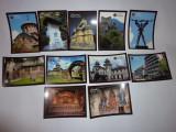 Cărți poștale (set 11 cărți poștale)