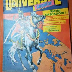 Revista universul copiilor nr. 3-4/ ianuarie 1992 - numar dublu