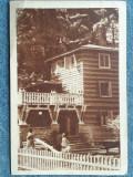 463 - Moneasa Bai - Casa de odihna / stampila, marca fixa /cp RPR circulata 1962, Necirculata, Fotografie