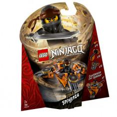 Set de constructie LEGO Ninjago Spinjitzu Cole