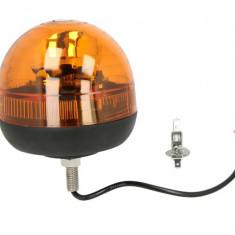 Girofar portocaliu, 12 24V, H1