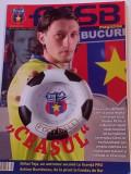 "Revista fotbal - ""FCSB"" revista oficiala a FC Steaua Bucuresti (nr.13/2010)"