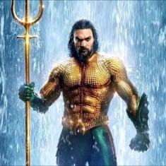 Breloc Aquaman Trident DC Comics