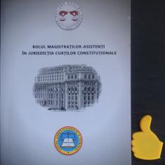 Rolul magistratilor-asistenti in jurisdictia curtilor constitutionale Zegrean