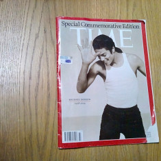 MICHAEL JACKSON 1958 -2009 - Special Commemorative Edition: TIME - July 2009, Alta editura