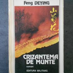 FENG DEYING - CRIZANTEMA DE MUNTE