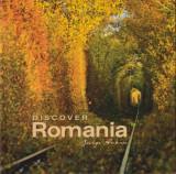 Cumpara ieftin DISCOVER ROMANIA - ALBUM FOTO ÎN LIMBILE ROMÂNĂ, ENGLEZĂ, GERMANĂ ȘI ITALIANĂ, 2012