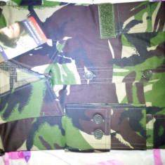 Camasa armata camuflaj ripstop noua