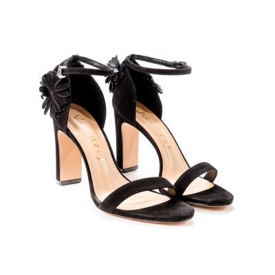Sandale Cu Flori foto