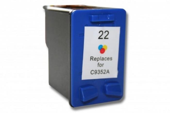 Tintenpatrone refill pentru hp typ nr.22, ,