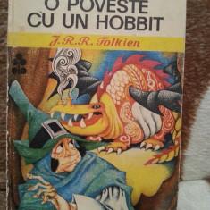 O POVESTE CU UN HOBBIT-J.R.R.TOLKIEN