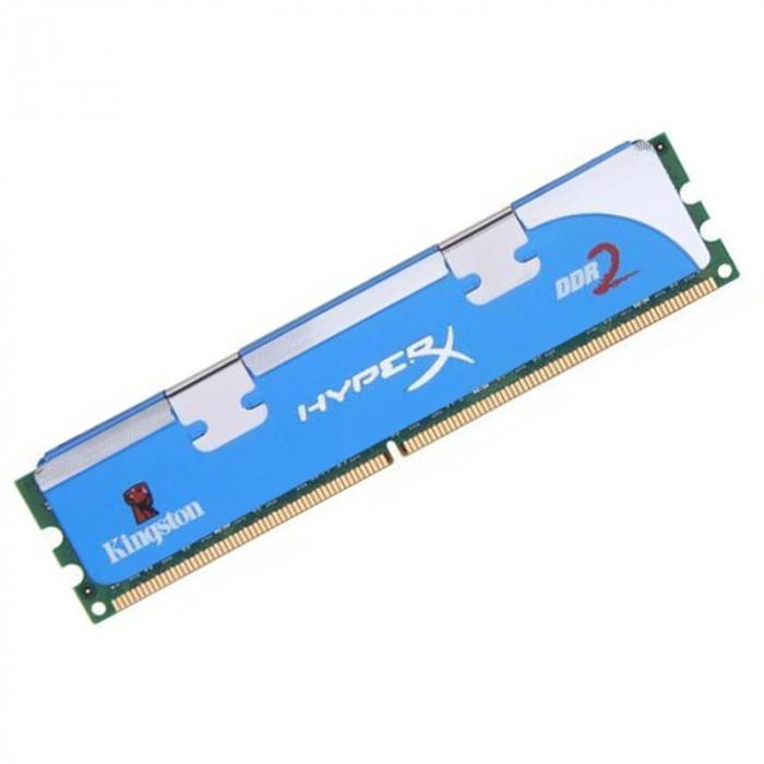 Memorie RAM 2GB DDR2 Kingston HyperX, 800Mhz, CL5
