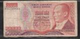 Turcia 2000  Lire 1970
