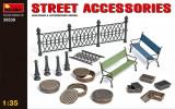 1:35 Street Accessories 1:35