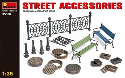 1:35 Street Accessories 1:35 foto