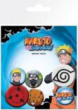 Insigna - Naruto Shippuden - mai multe modele   GB Eye