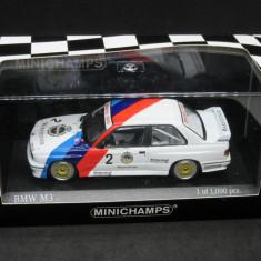 Macheta BMW M3 Minichamps 1:43