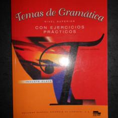 CONCHA MORENO - TEMAS DE GRAMATICA. CON EJERCICIOS PRACTICOS. NIVEL SUPERIOR