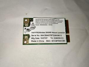 Placa wifi Intel/PRO wireless 3945ABG