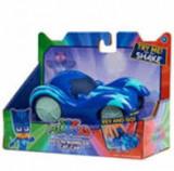 Cumpara ieftin Vehicul Eroi in pijama, Pisi masina interactiva, Unisex, Disney