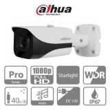 Cumpara ieftin Camera supraveghere video exterior Dahua HAC-HFW2241E-A-0360B, 2 MP, IR 40 m, 3.6 mm, microfon