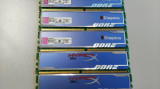 Memorie RAM 4GB (Kit 2 x 2GB) DDR2 Radiator Kingston Hyperx BLU KHX6400D2b1k2/4g
