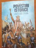 Povestiri istorice pentru copii si scolari soimi ai patriei si pionieri - 1987