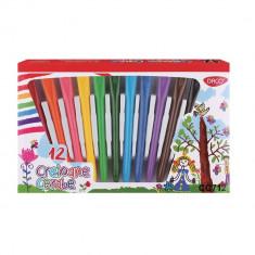 Creion cerat 12 culori Daco