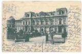 1568 - BUCURESTI, Royal Palace, Romania, Litho - old postcard - used - 1900, Circulata, Printata