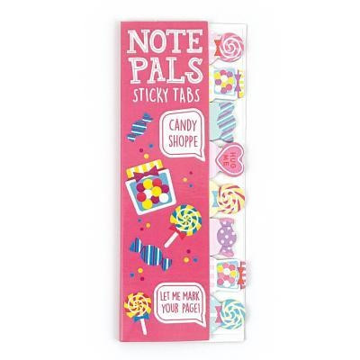 Note Pals Sticky Note Pad - Candy Shoppe (1 Pack)