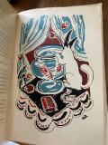 Cartea cu jucarii - Tudor Arghezi desne de L. D. Balacescu