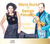CD Lautareasca: Maria Buză si George Pătrașcu – Fetele de măritat ( original )
