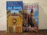 Set 2 albume ghid: Guide a la Basilique de San Marco, Padoue: Histoire et Art