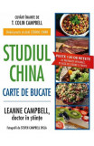 Studiul China. Carte de bucate, Leanne Campbell