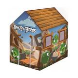 Casuta joaca Angry Birds Bestway, pliabila