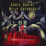 Chris Squire Billy Sherwood Conspiracy Live (cd+dvd)