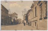 155 - CRAIOVA, street UNIRII, Romania - old postcard - used - 1922