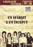 CD Rock: Celelalte Cuvinte - Un sfarsit e un inceput ( original, stare f. buna )