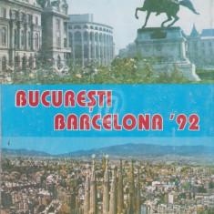 Bucuresti - Barcelona 92