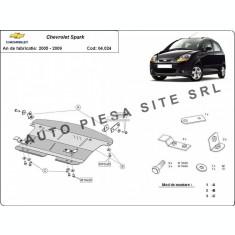 Scut metalic motor Chevrolet Spark fabricat in perioada 2005 - 2009 APS-04,024
