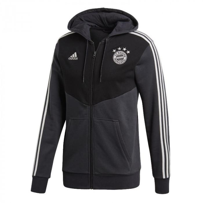 Bluza,Hanorac Adidas Manch. United 3S HD-Bluza Originala-Hanorac Barbati DT3039