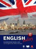 English today - Curs de engleza (carte, DVD si CD audio), Vol. 6/***, litera