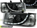 Faruri VW T4 90-03.03 TRANSPORTER DAYLIGHT Negru